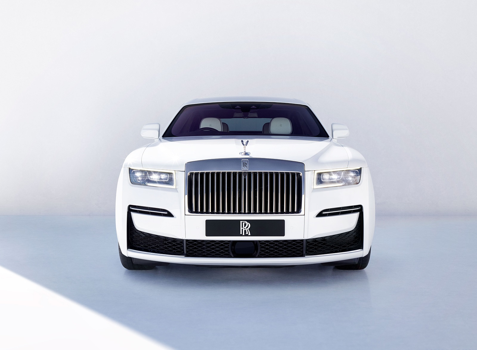 2021 Rolls-Royce Ghost Front Wallpapers (3)