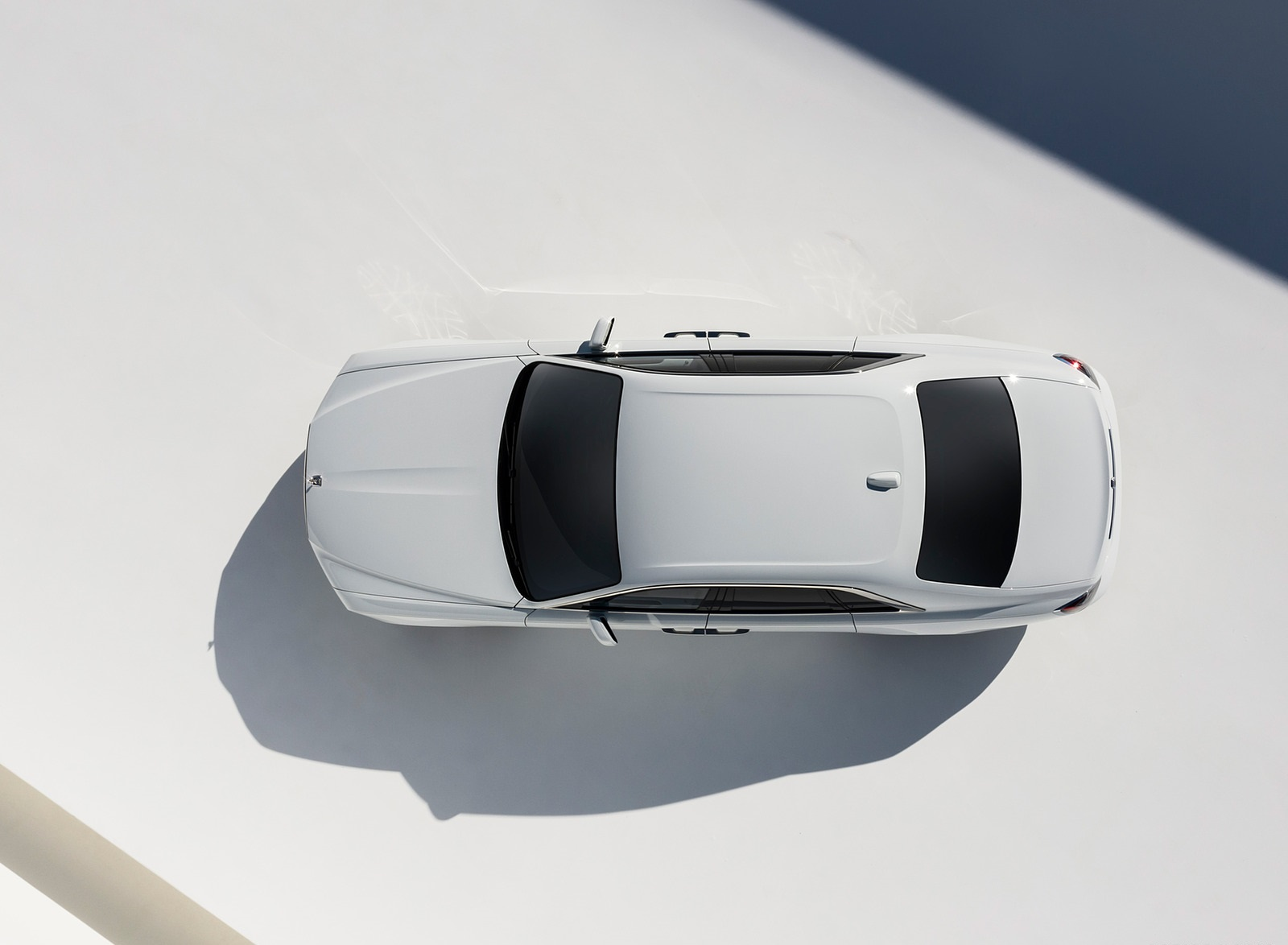 2021 Rolls-Royce Ghost Top Wallpapers (6)