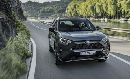 2021 Toyota RAV4 Plug-In Hybrid (Euro-Spec) Wallpapers HD