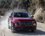 2022 Hyundai Tucson Front Wallpapers  150x120 (2)