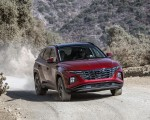 2022 Hyundai Tucson Front Wallpapers 150x120 (4)