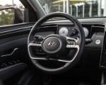 2022 Hyundai Tucson Interior Steering Wheel Wallpapers  150x120 (40)