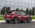 2022 Hyundai Tucson Rear Three-Quarter Wallpapers 150x120 (24)