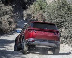 2022 Hyundai Tucson Rear Wallpapers  150x120 (13)