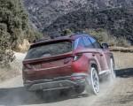 2022 Hyundai Tucson Rear Wallpapers  150x120 (14)
