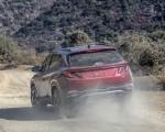 2022 Hyundai Tucson Rear Wallpapers  150x120 (15)