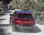 2022 Hyundai Tucson Rear Wallpapers 150x120 (16)