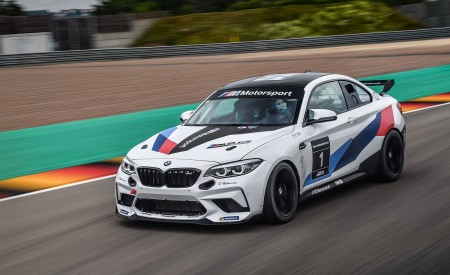 2020 BMW M2 CS Racing Wallpapers HD