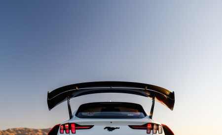 2020 Ford Mustang Mach-E 1400 Concept Spoiler Wallpapers 450x275 (36)