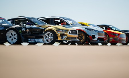2020 Ford Mustang Mach-E 1400 Concept Wallpapers 450x275 (32)
