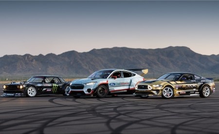2020 Ford Mustang Mach-E 1400 Concept Wallpapers 450x275 (31)