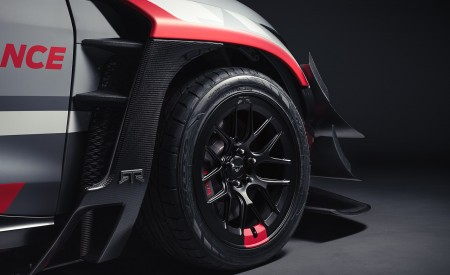 2020 Ford Mustang Mach-E 1400 Concept Wheel Wallpapers 450x275 (51)