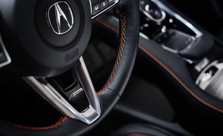 2021 Acura RDX PMC Edition Interior Steering Wheel Wallpapers 450x275 (11)