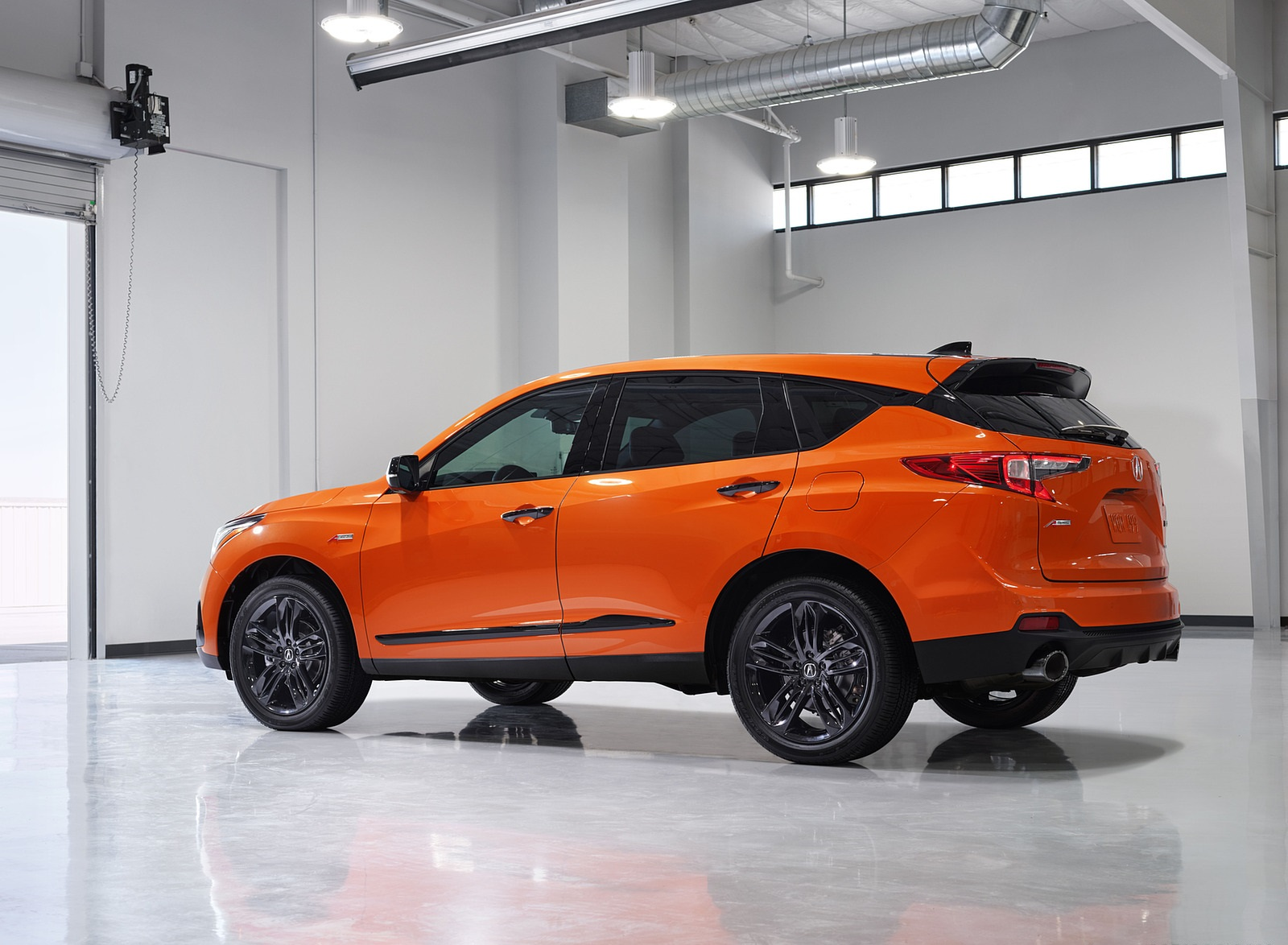 2021 Acura RDX PMC Edition Rear Three-Quarter Wallpapers (8)
