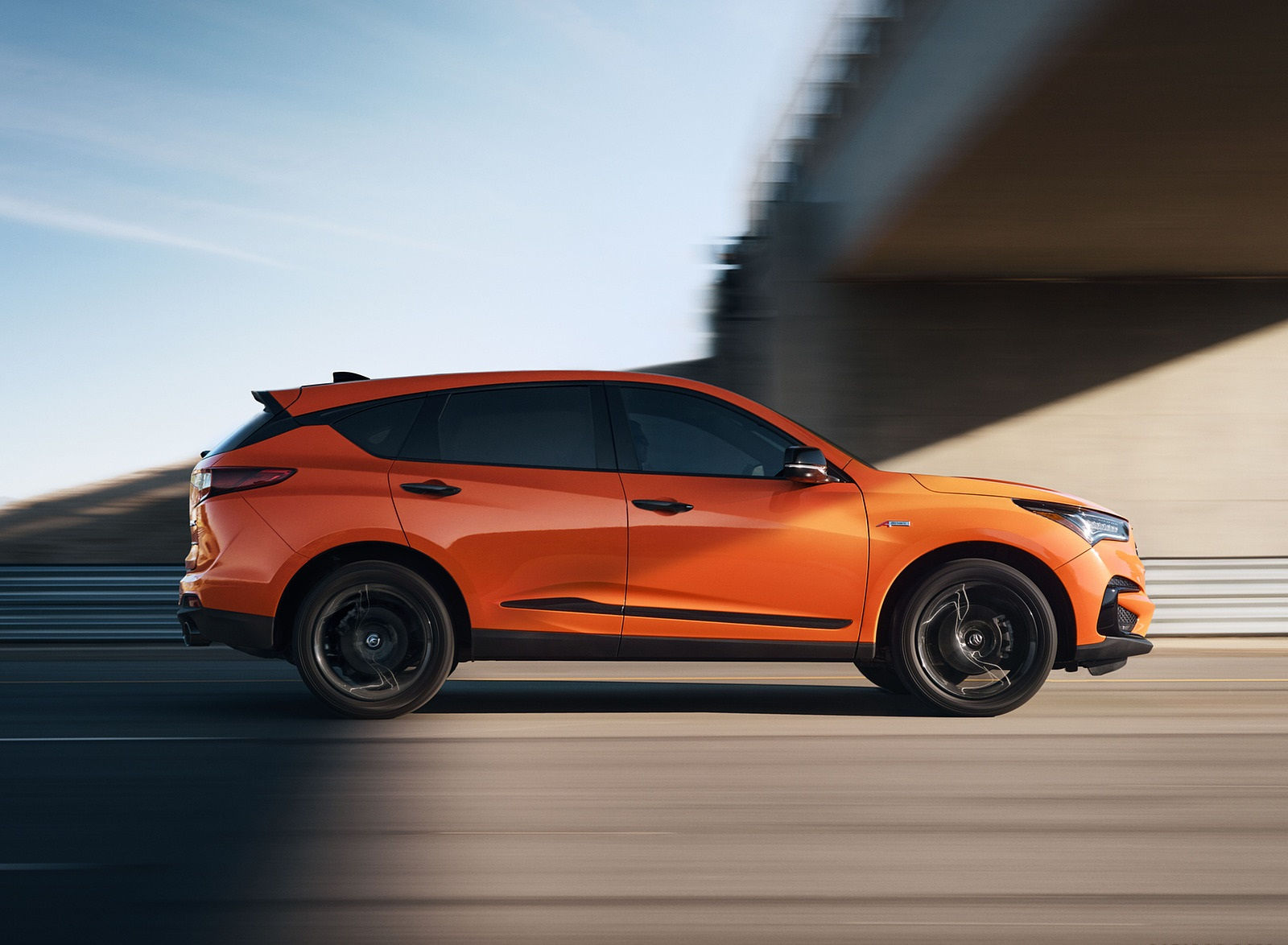2021 Acura RDX PMC Edition Side Wallpapers (6)