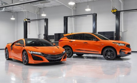 2021 Acura RDX PMC Edition and Acura NSX Wallpapers 450x275 (7)