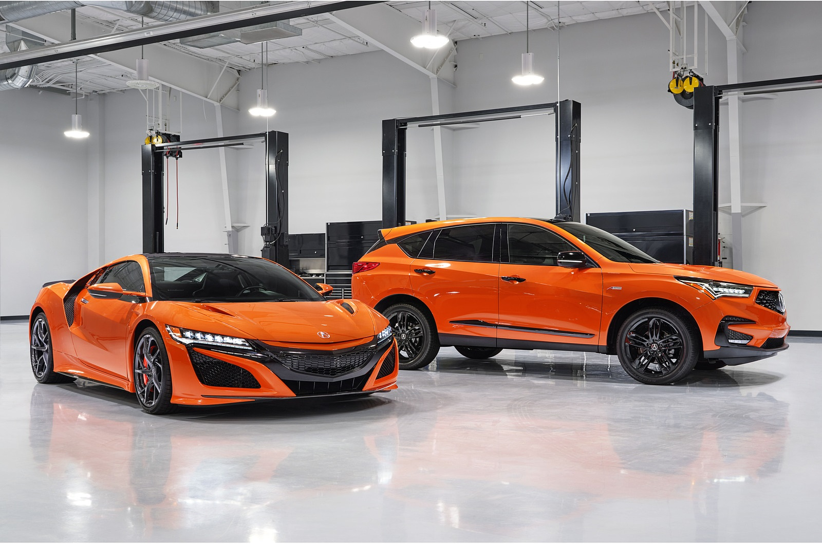 2021 Acura RDX PMC Edition and Acura NSX Wallpapers (7)