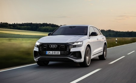 2021 Audi Q8 TFSI E Wallpapers HD