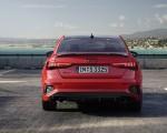 2021 Audi S3 Sedan (Color: Tango Red) Rear Wallpapers 150x120 (10)