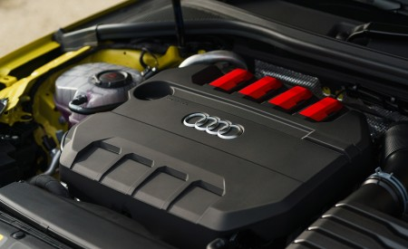 2021 Audi S3 Sportback (UK-Spec) Engine Wallpapers  450x275 (89)