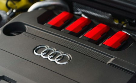 2021 Audi S3 Sportback (UK-Spec) Engine Wallpapers 450x275 (87)
