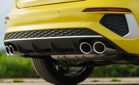 2021 Audi S3 Sportback (UK-Spec) Exhaust Wallpapers  450x275 (86)