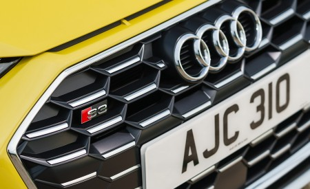 2021 Audi S3 Sportback (UK-Spec) Grill Wallpapers  450x275 (67)