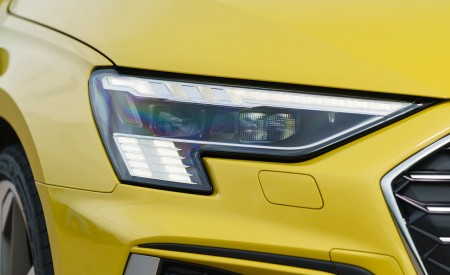 2021 Audi S3 Sportback (UK-Spec) Headlight Wallpapers  450x275 (58)
