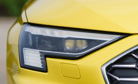 2021 Audi S3 Sportback (UK-Spec) Headlight Wallpapers 450x275 (60)