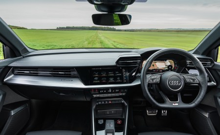 2021 Audi S3 Sportback (UK-Spec) Interior Cockpit Wallpapers 450x275 (91)