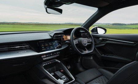 2021 Audi S3 Sportback (UK-Spec) Interior Wallpapers 450x275 (90)