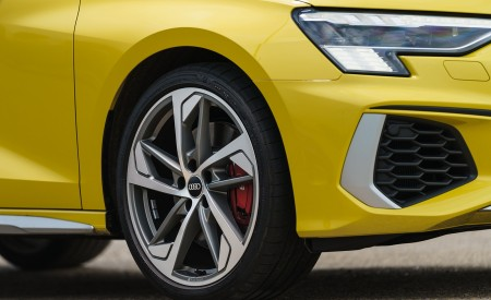 2021 Audi S3 Sportback (UK-Spec) Wheel Wallpapers  450x275 (63)