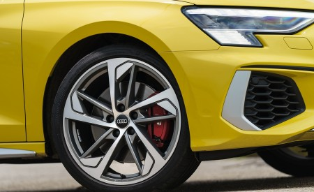 2021 Audi S3 Sportback (UK-Spec) Wheel Wallpapers  450x275 (62)