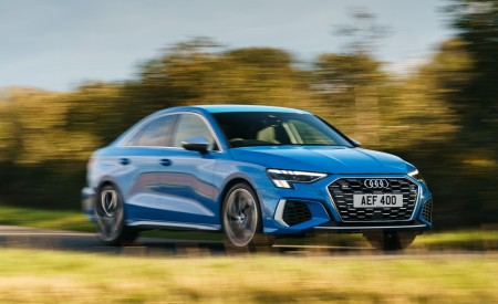 2021 Audi S3 (UK-Spec) Wallpapers HD