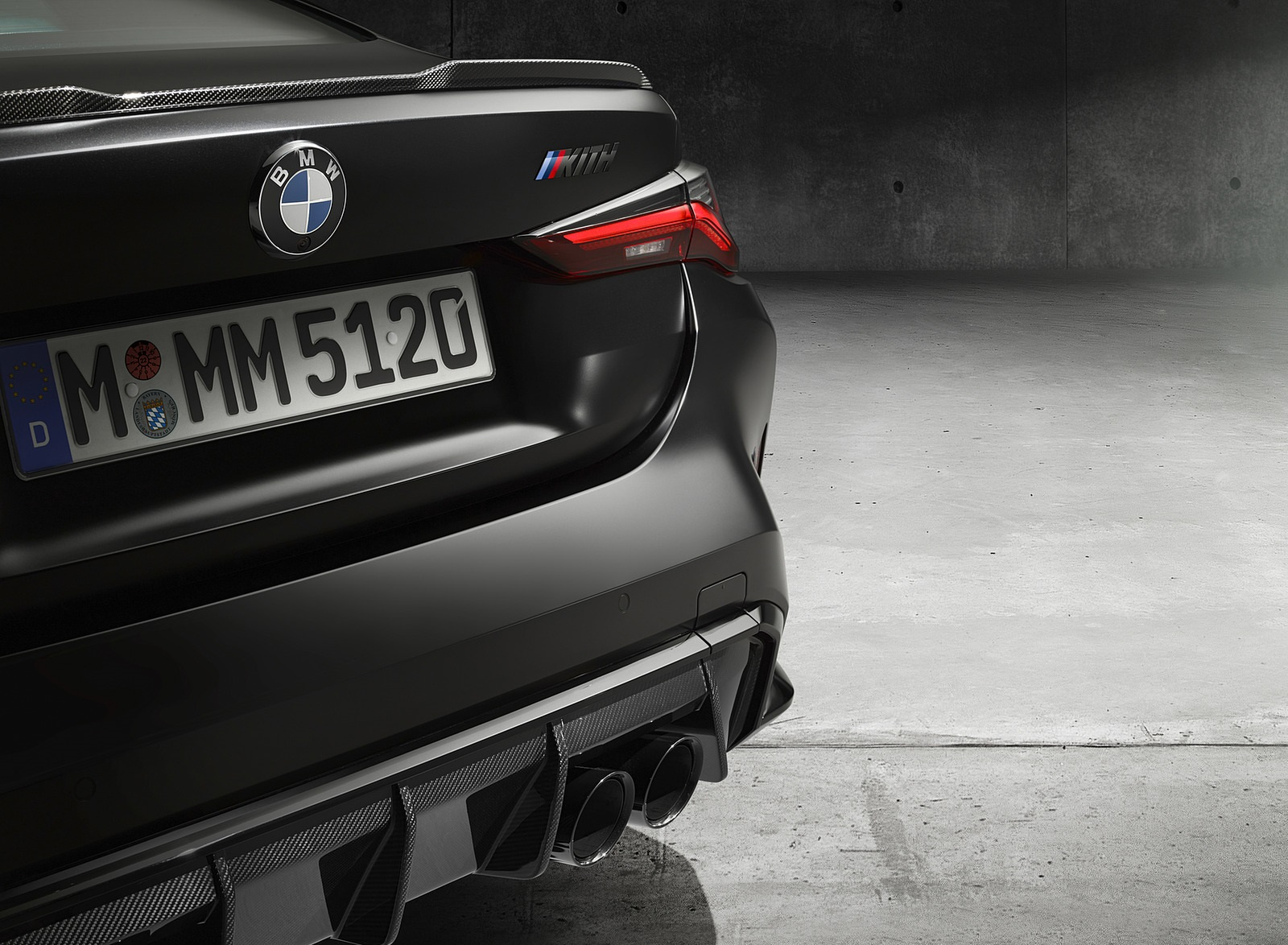 2021 BMW M4 Competition x KITH Detail Wallpapers (6)