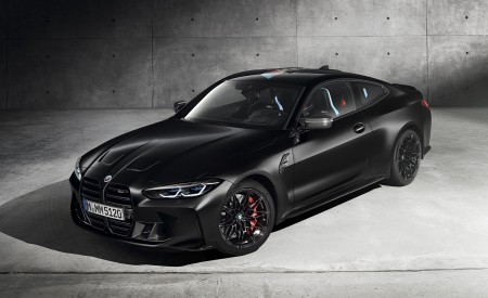 2021 BMW M4 Competition X KITH Wallpapers HD