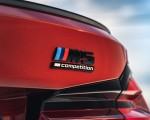 2021 BMW M5 Competition (UK-Spec) Badge Wallpapers 150x120 (30)