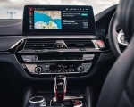 2021 BMW M5 Competition (UK-Spec) Central Console Wallpapers  150x120 (46)