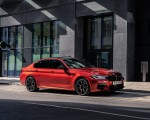 2021 BMW M5 Competition (UK-Spec) Front Three-Quarter Wallpapers 150x120 (16)