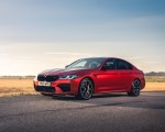2021 BMW M5 Competition (UK-Spec) Front Three-Quarter Wallpapers 150x120 (14)