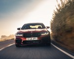 2021 BMW M5 Competition (UK-Spec) Front Wallpapers  150x120 (12)