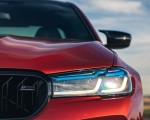 2021 BMW M5 Competition (UK-Spec) Headlight Wallpapers  150x120 (21)