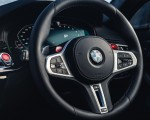 2021 BMW M5 Competition (UK-Spec) Interior Steering Wheel Wallpapers 150x120 (34)