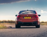 2021 BMW M5 Competition (UK-Spec) Rear Wallpapers 150x120 (6)