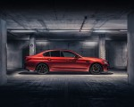 2021 BMW M5 Competition (UK-Spec) Side Wallpapers 150x120 (19)