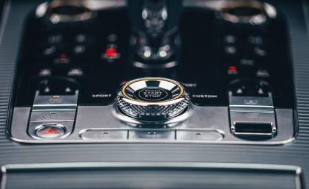 2021 Bentley Flying Spur V8 Central Console Wallpapers 450x275 (90)