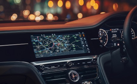 2021 Bentley Flying Spur V8 Central Console Wallpapers 450x275 (33)