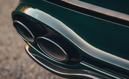 2021 Bentley Flying Spur V8 Exhaust Wallpapers 450x275 (45)