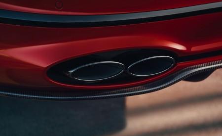 2021 Bentley Flying Spur V8 Exhaust Wallpapers 450x275 (19)
