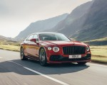 2021 Bentley Flying Spur V8 Wallpapers HD